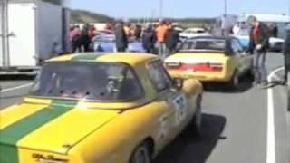 Alfa Romeo Spider - Racing Test Day 2006