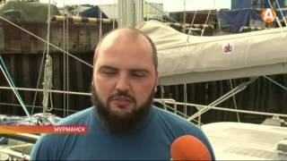 Ирландская яхта «Northabout» отбыла из Мурманска(, 2016-07-21T11:43:02.000Z)
