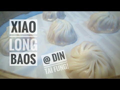 Food Trip with Bea: Xiao Long Baos (Soup Dumplings) @ Din Tai Fung