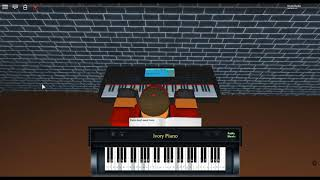 The Last Post - Remembrance Day by: Joseph Hayden on a ROBLOX piano.