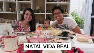 NATAL VIDA REAL - TOUR E PRESENTES | Vlog #107 | Lia Camargo