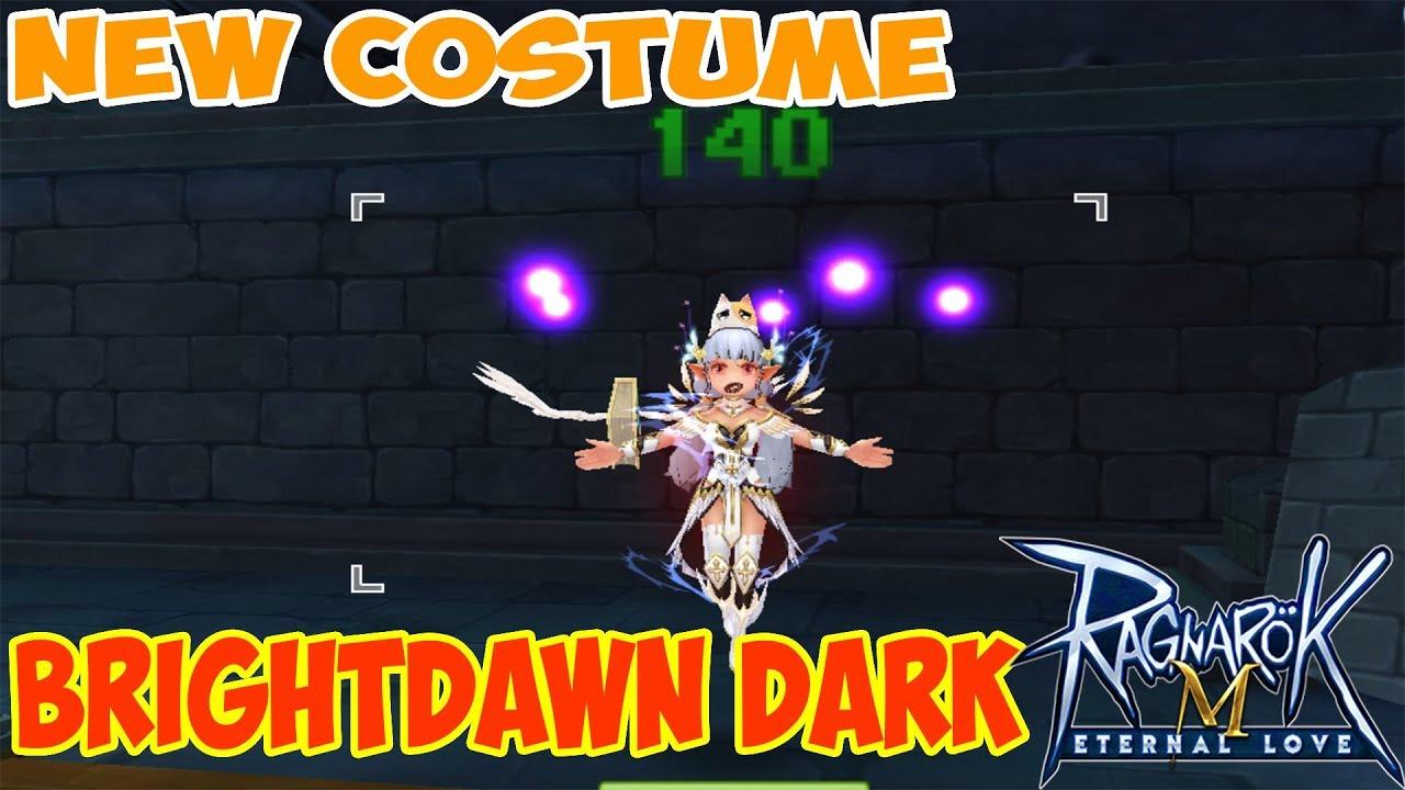 New Costume BrightDawn Dark | Ragnarok Mobile Eternal Love