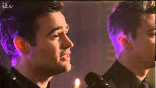 Collabro sings Silent Night 2014