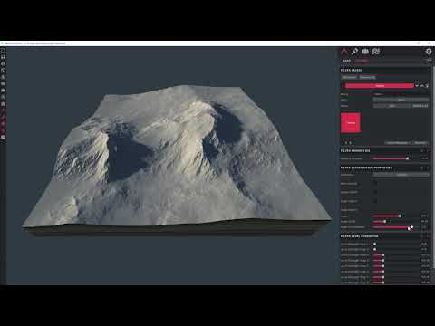 World Creator - Dune Filter
