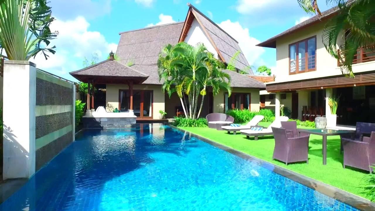 Villa M Bali Seminyak - Petitenget, Bali - YouTube