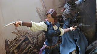 Распаковка фигурки Elise The Fiery Templar. Assassin's Creed Unity