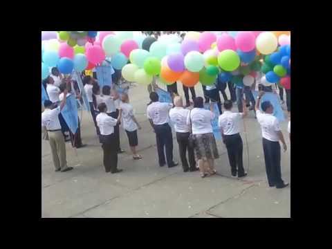 សភាយុវជនខ្មែរ - KHMER YOUTH CONGRESS, International Youth Day 17th, dancing