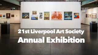 Liverpool Art Society Annual Exhibition 2️⃣0️⃣1️⃣8️⃣
