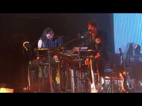 MGMT - She Works Out Too Much - Live In Paris 2018