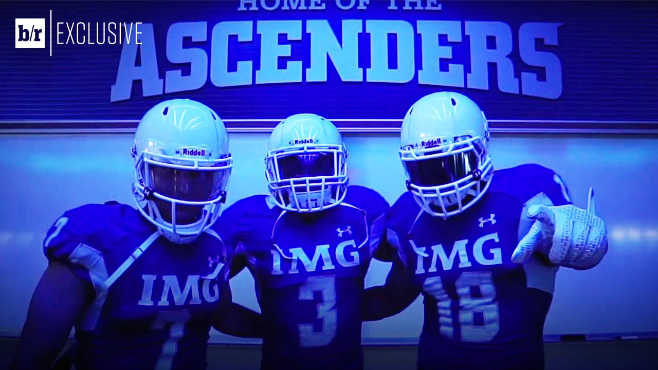 online store d3807 9b65e America's Most Talented High School Football Team: IMG Academy