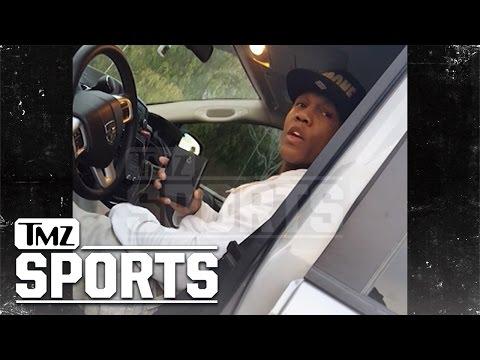 Boxer Zab Judah Gave Fake Name After Car Crash | TMZ Sports