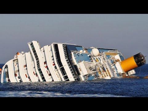 SUNKEN Cruise Ships!