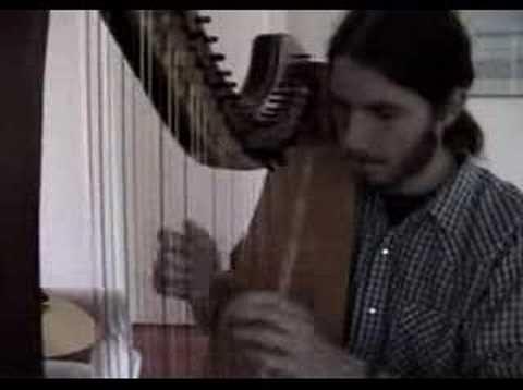 Sadie - Joanna Newsom - Harp Cover