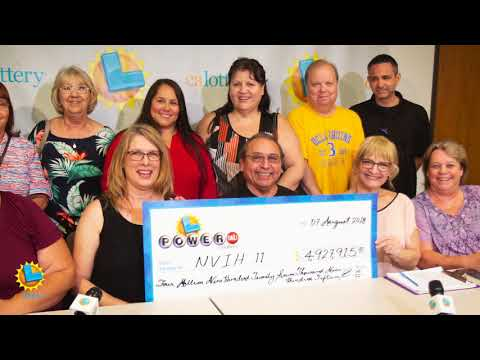 Lottery Pool Claims $4.9 Million Powerball® Ticket Sold In Chico!