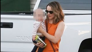 Rachel McAdams Spotted Out With Adorable Newborn Baby For The 1st Time — See Pics - 247 news