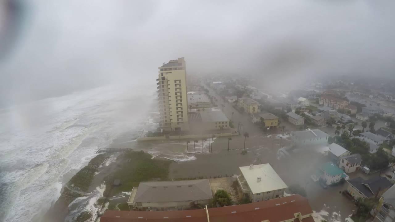 Jacksonville Beach Fl Damage