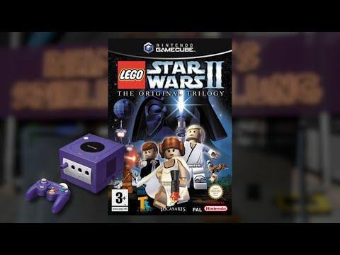 Gameplay : LEGO Star Wars II [Gamecube]