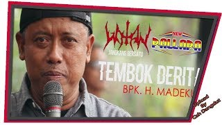 "New Pallapa Terbaru 2017 Live Wotan Sukolilo Pati ""Tembok Derita"" H. Madekur"