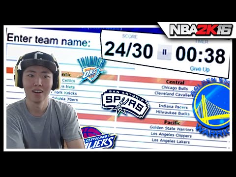Can You Get ALL NBA Teams in TIME?!! NBA 2K16 Diamond TMAC Discard