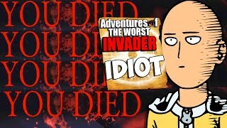 Dark Souls 3 PvP: Adventures Of The Worst Invader - My Most Idiotic Invasion Moment...