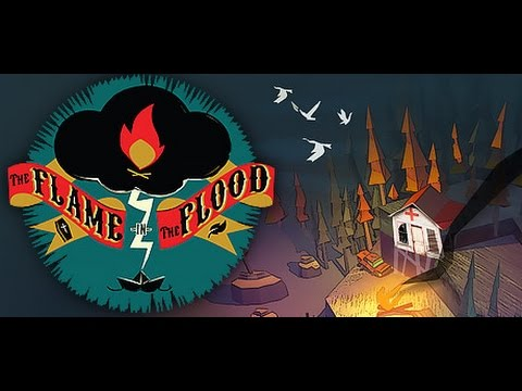 The Flame in the Flood Video-Review (Analisis)