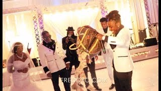 Jacquees Gives His Mom S100 000 At Her Wedding