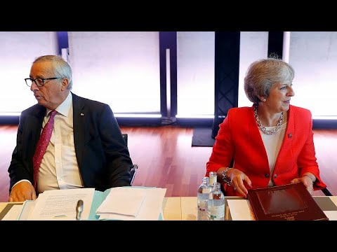 Live: EU leaders offer Theresa May a Brexit delay til Oct 31