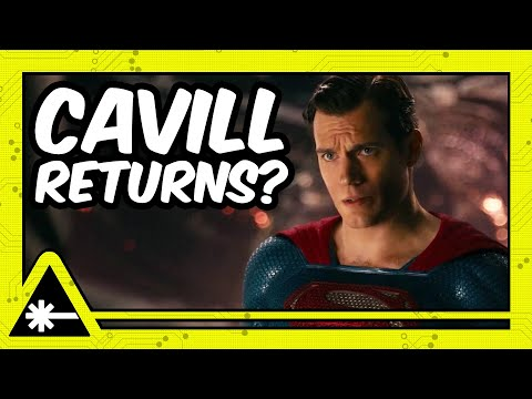 Is Cavill's Superman Returning to the DCEU!? (Nerdist News w/ Dan Casey)