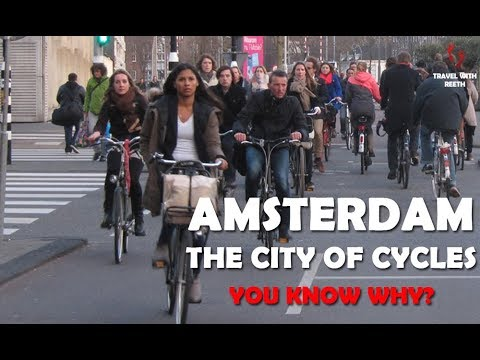 AMSTERDAM | The Dutch History of Bicycles | The Hidden Truth
