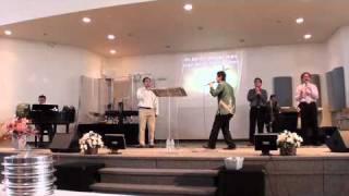 ICCC PW Ku di-b'ri Kuasa + Rayakan Yesus Rayakan + He is Risen 05-08-2011