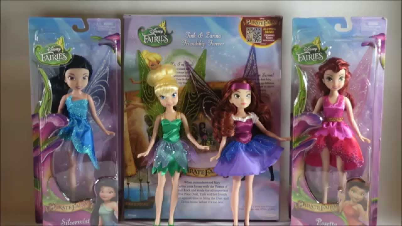 disney fairies sparkle silvermist fashion 9 quot doll