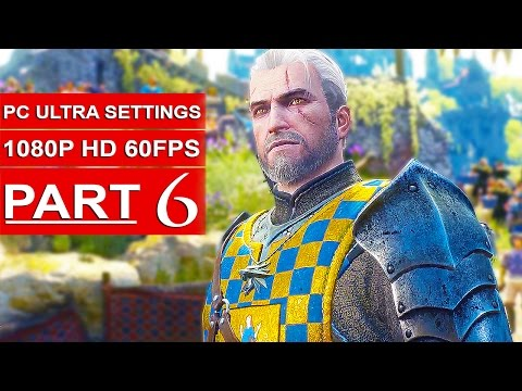 The Witcher 3 Blood And Wine Gameplay Walkthrough Part 6 [1080p HD 60FPS PC ULTRA] - No Commentary