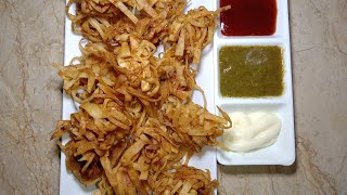 Chicken Thread Bites|by Cooking With Honey Shamshad
