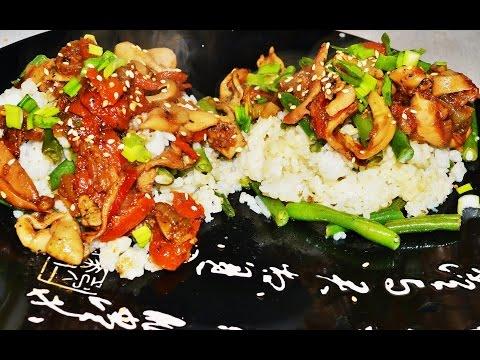 Кальмары по корейски рецепт с фото