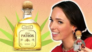 Irish People Try Patron Tequila