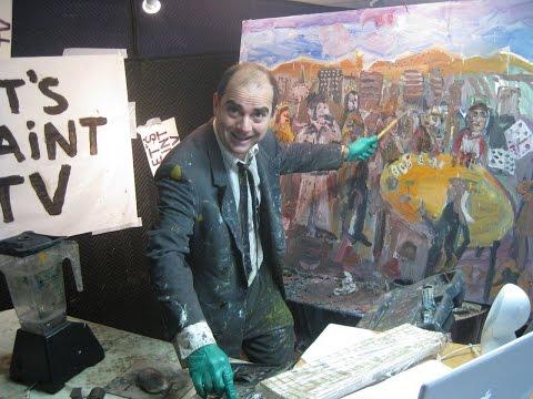 Let's paint TV! LIVE