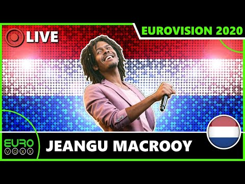 JEANGU MACROOY FOR ROTTERDAM! (REACTION) | THE NETHERLANDS EUROVISION 2020