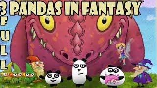 3 Pandas In Fantasy Full Game Play Walkthrough HD(ALL LEVELS)