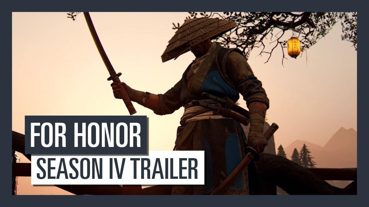 For honor season iv trailer youtube - When is for honor season 6 ...