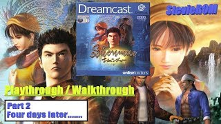 Shenmue PS4/Xbox One/PC Hype Train - Dreamcast Playthrough #2