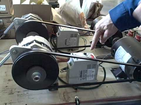Synchronizing AC generators -- Part 2 (strobe light view) thumbnail