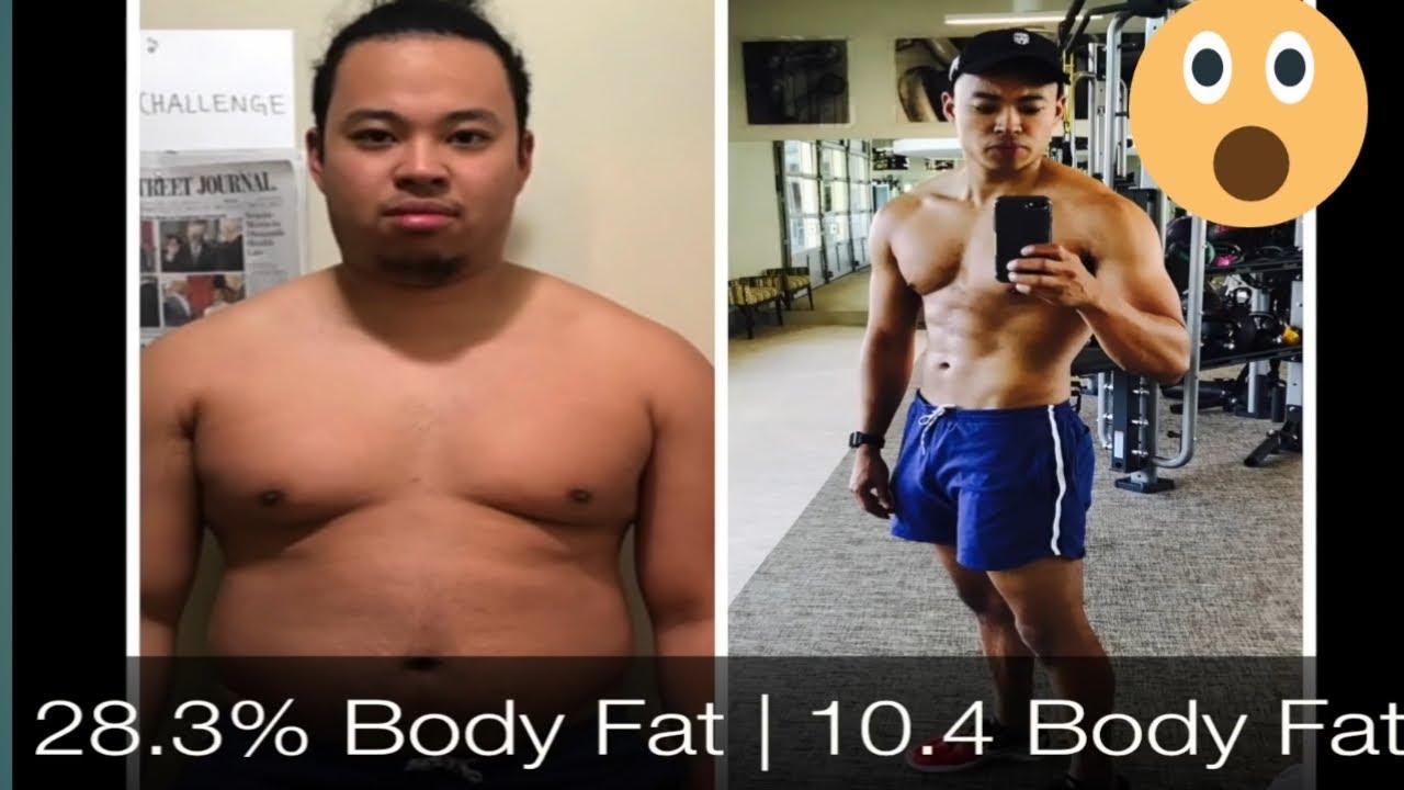 Phil Jones 6 months body transformation - Fat to Shredded