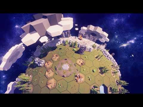 Before We Leave - расслабляющая игра о постройке межпланетных городов