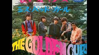 ザ・ゴールデン・カップス/長い髪の少女 Nagaikami No Shojo  (1968年) 視聴No.9↑8