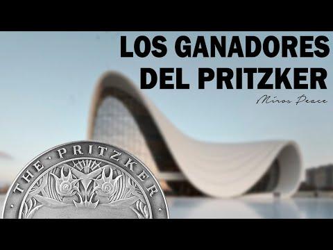 Todos los ganadores del Pritzker ¡El Nobel de la Arquitectura!