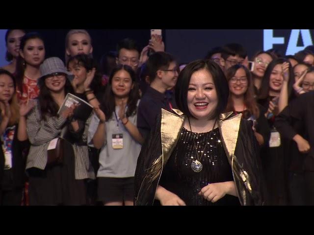 BE MAC | VIETNAM INTERNATIONAL FASHION WEEK FALL WINTER 2018