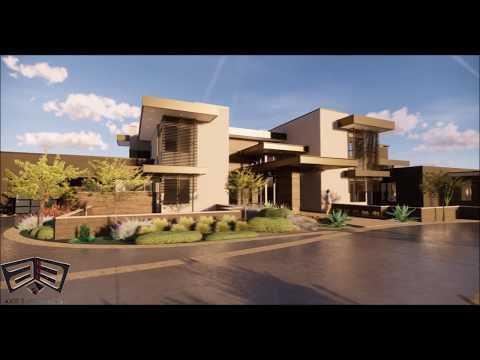 Temecula Santiago Estates Modern Styled Custom Home