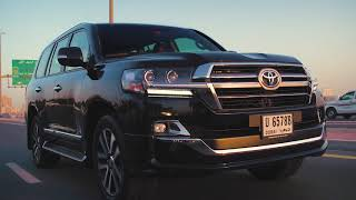 Toyota Land Cruiser l Grand Touring Edition