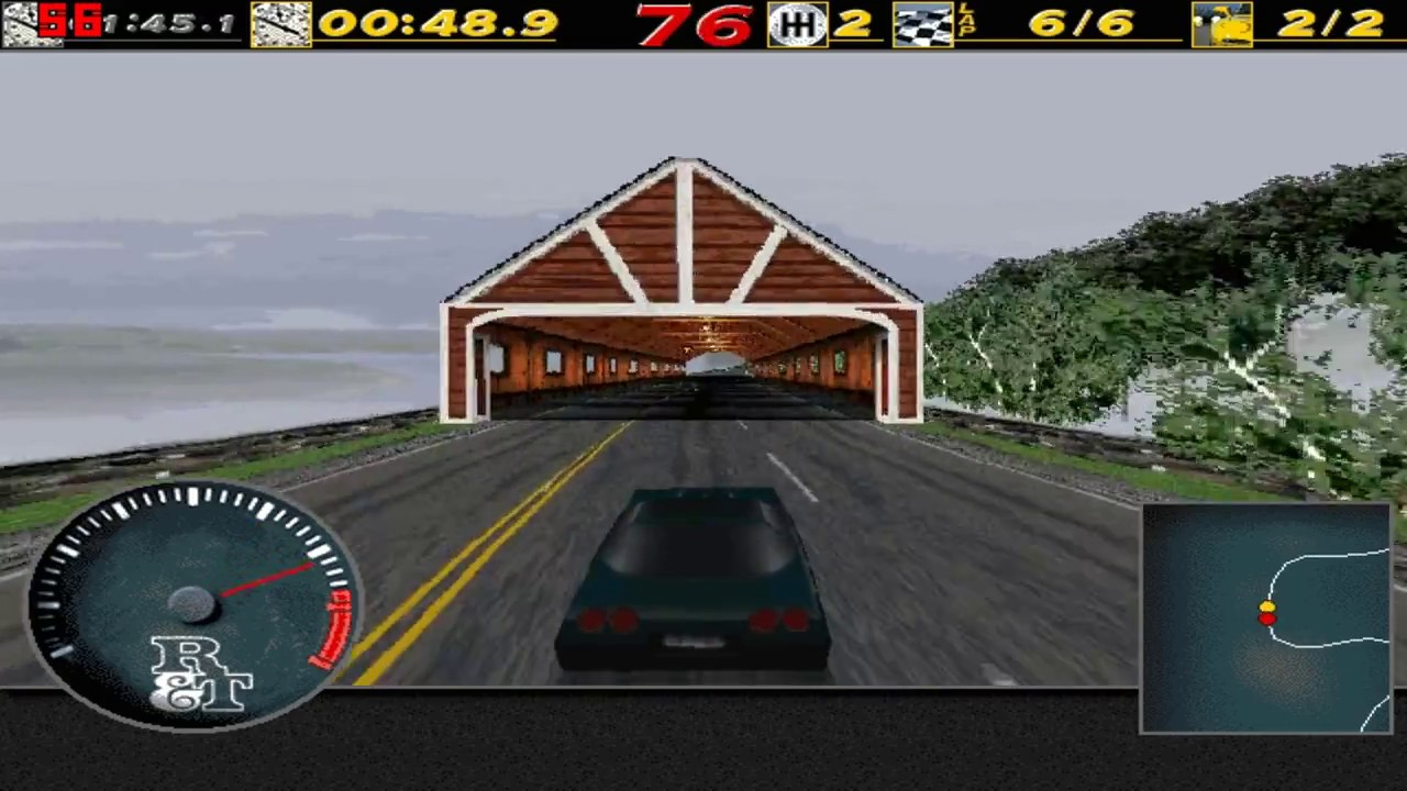 The Need For Speed Special Edition 1996