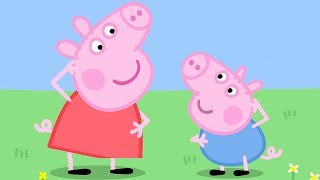 Peppa Pig Świnka Peppa po Polsku najlepsze odcinki - Kompilacja 4 - bajki dla dzieci